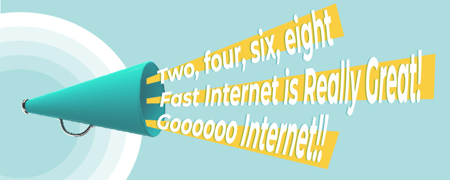Internet Booster: Wi-Fi and Cellular