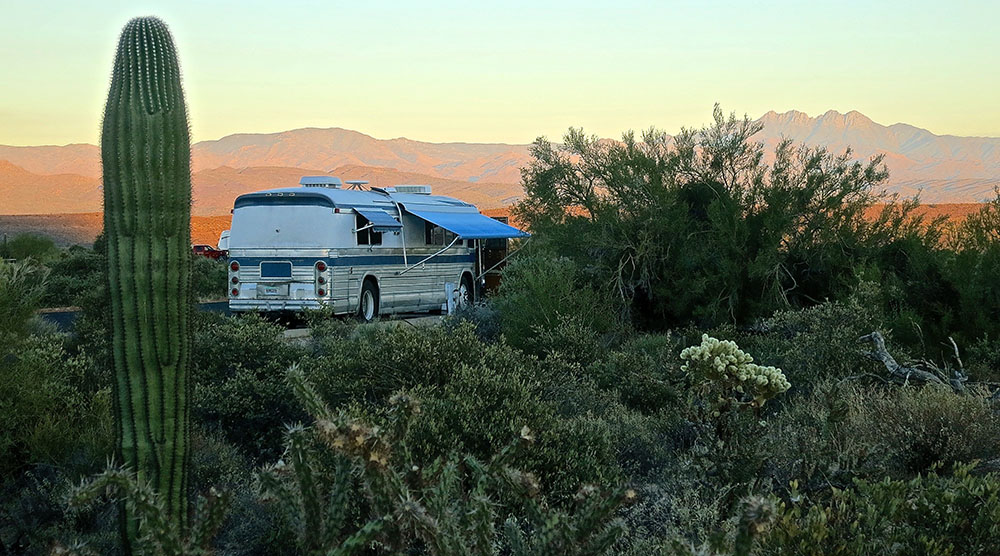 Planning Your RV Travels Around Cellular Coverage