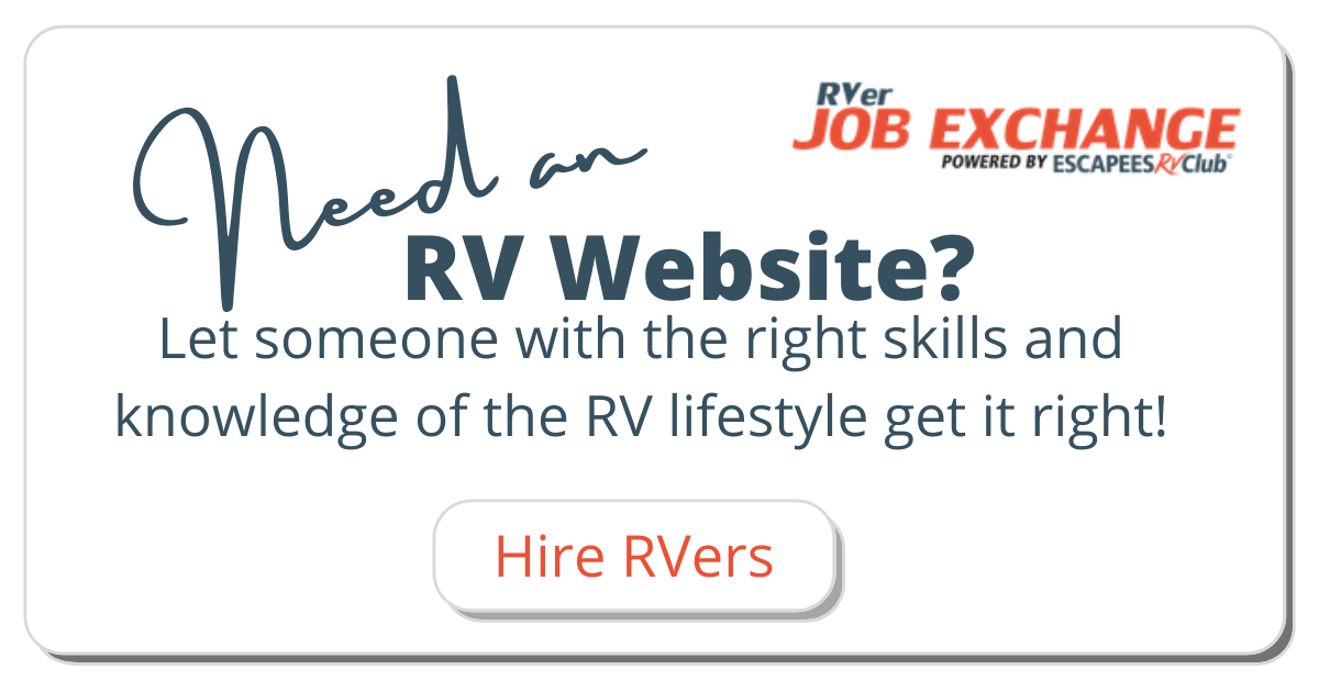 RV Website Snippet