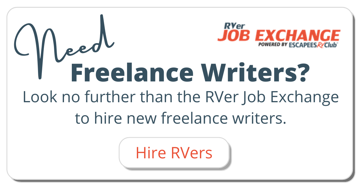 Freelance Writers Snippet
