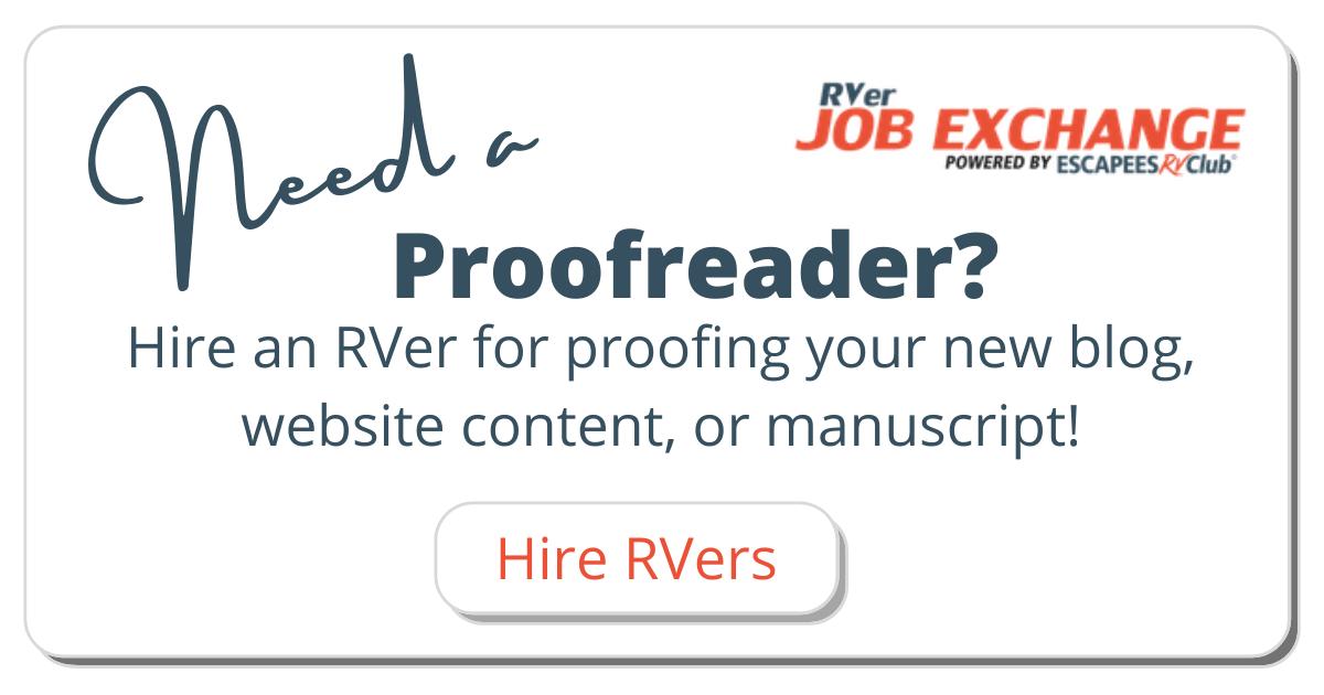 Proofreader Snippet