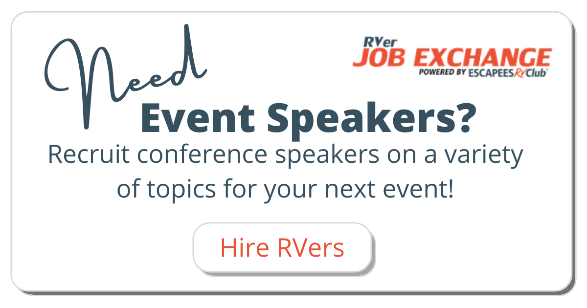 Event Speakers Snippet